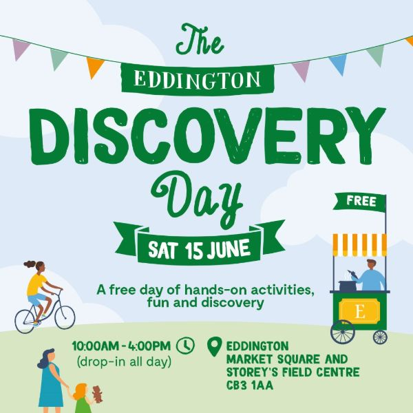 Eddington Discovery Day