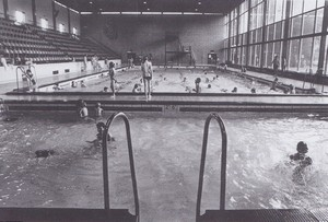 Has anyone got a photo of the old parkside swimming pool Swimming pools in cambridge uk